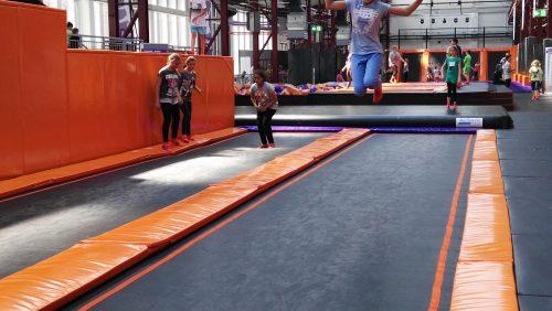 Mentorenbericht: Hoch springen im Jump House!