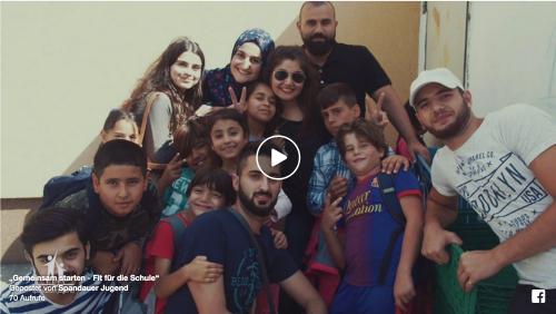 """Video zum Projekt """"Gemeinsam starten – Fit für die Schule"""""""